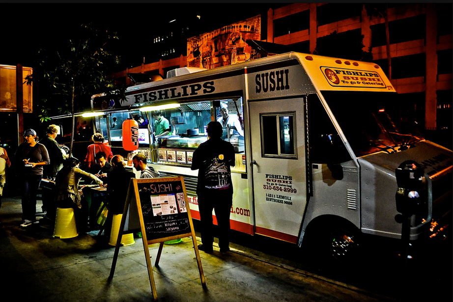 Sudjam from a simple vision to complex business logic for Food truck design software